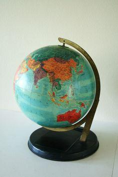 The Globe - The World - Adventures Everywhere!