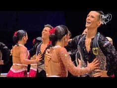 first place - 2014 World Formation Latin | DanceSport Total:  Grün-Gold-Club Bremen, GER |