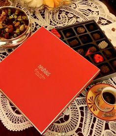 espresso & chocolates