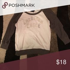 Sweater Sorry everyone this did NOT fit on my mannequin. American Eagle Outfitters Tops Sweatshirts & Hoodies