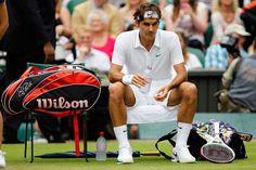 Roger Federer - Wimbledon 2012