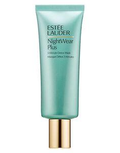 Estée Lauder NightWear Plus 3-Minute Detox Mask