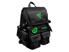 Whether you're braving a ruthless rainforest or an unforgiving urban jungle, the Razer backpack will safely house all you need on the go. Built rugged from quality materials, this carry companion lets you enjoy military-grade durability and utility for your everyday life. - See more at: http://www.razerzone.com/gaming-accessories/razer-tactical-bag?src=pgm.81594800&utm_source=Razer_Social_Media&utm_medium=smlink_US_launch&utm_campaign=razer_tactical_bag#sthash.fKtkUMJ4.dpuf