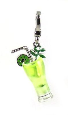 Juicy Couture Mojito Cocktail Charm
