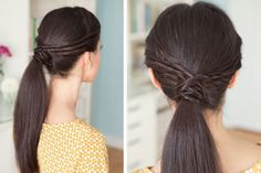 Various Easy Hair Styles to Try - Be Modish - Be Modish