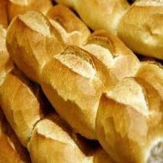 Flavors of Brazil: Brazil's Daily Bread - Pão Francês No Salt Recipes, Bread Recipes, Snack Recipes, Cooking Recipes, Snacks, Brazilian Bread, Brazilian Dishes, Brazilian French Bread Recipe, Brazillian Food