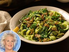 Easter 2013: Anne Burrell Shares Recipe Shes Cooking at White House