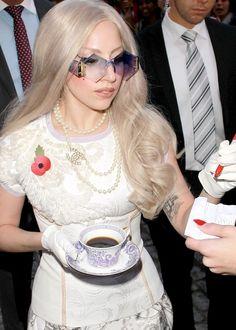Lady Gaga--my inspiration