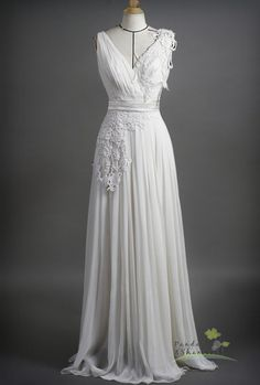 Renee/wedding gown/women clothing/bridal dress/long/lace/evening gown/prom dress/elegant/custom made/ALL SIZE