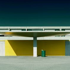 Nick Frank | from the series 'Squared Architecture'