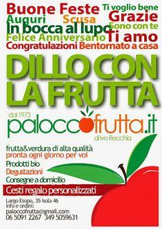 Vegan Casal Palocco Frutta e verdura