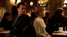 "Tom Hanks and Meg Ryan in ""You've Got Mail"""