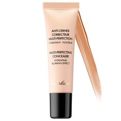 Shop Guerlain's Multi-Perfecting Concealer at Sephora. It hides dark circles and small imperfections and creates a natural-looking, flawless finish.