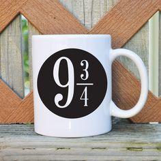 Harry Potter Inspired Coffee Mugs - 13 Designs | Jane