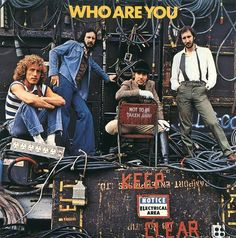 "The Who Who Are You  ""The Who""  Keith Moon Roger Daultry Pete Townsend John Entwhistle  #thewho #keithmoon #petetownsend @indiefilmacdmy   The Who Links: http://thewho.com/ http://en.wikipedia.org/wiki/The_Who"