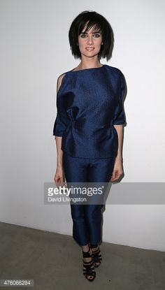 Actress Victoria Summer attends the Art for Animals fundraiser art event hosted by Alison Eastwood at De Re Gallery on June 5, 2015 in West Hollywood, California. Description from gettyimages.com. I searched for this on bing.com/images