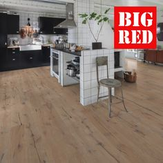 Kahrs Supreme Smaland Collection Kinda: Best prices in the UK from The Big Red Carpet Company Kahrs Flooring, Hard Floor, Supreme, Hardwood, Sweet Home, Vit, Kitchen, Table, Guadalajara