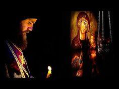 Η Μικρή Παράκληση της Παναγίας Religious Images, My Sister, Pray, Sisters, Greek, Christian, Painting, Youtube, Mountain