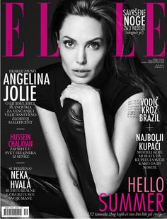 Elle Serbia June issue 2014