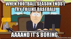 waiting for football season like   Football Season Memes