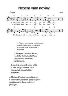 Easy Piano Sheet Music, Ukulele Chords, Christmas, Xmas, Navidad, Noel, Natal, Kerst