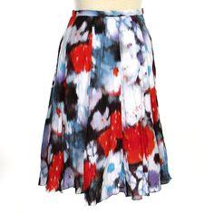 Floral Skirt at Maverick Western Wear