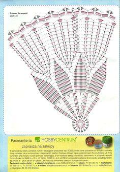 "Photo from album ""Anna Robotki on Free Crochet Doily Patterns, Crochet Doily Diagram, Crochet Circles, Crochet Round, Crochet Chart, Crochet Home, Thread Crochet, Filet Crochet, Crochet Stitches"