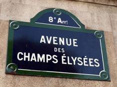 Ave Des Champs Elysees