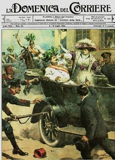 How globalization caused the First World War World War One, First World, Magazin Covers, Propaganda Art, Drame, Alien Art, European History, Pulp Art, Retro Futurism