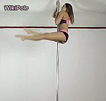 Origami/Intermediate https://youtu.be/78QBboweQng #WikiPole #poledance