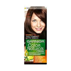 Garnier Color Naturals Creme 4.15 Icy Chestnut Hair Color