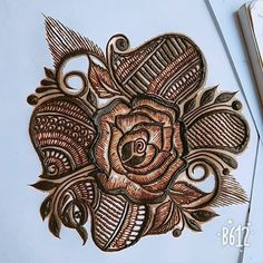 Step by step Latest Bridal Mehndi Designs, Floral Henna Designs, Mehndi Designs Book, Mehndi Designs For Girls, Mehndi Designs 2018, Stylish Mehndi Designs, Mehndi Designs For Fingers, Wedding Mehndi Designs, Mehndi Design Pictures