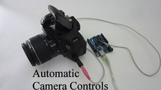 The best way to automatically control a camera is with a microcontroller such as an Arduino. To connect the microcontroller to your camera, you will a...