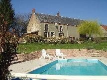 Woonhuis te koop in Dun-le-palestel ~ Frankrijk ~ Limousin ~ 23 - Creuse - Woonhuis
