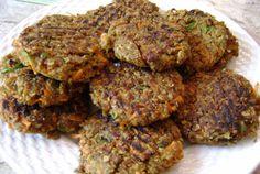 Receita de Hambúrguer de Carne com Biomassa - receitas, vídeos e dicas para uma alimentação saudável
