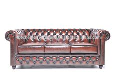 Check out this product on Alibaba.com APP Brighton Brown 3 Seat Chesterfield Sofa