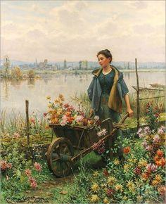 daniel_ridgway_knight_gathering_flowers