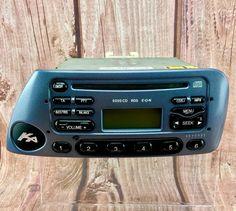 FORD KA 6000 CD RADIO PLAYER STEREO CODE 2000 2001 2002 2003 2004 2005 2006 2007 Ford, Ebay