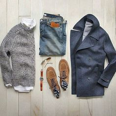 Great selection to keep casual at work.