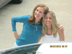 Alexandra and Gramma 2015