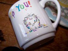 Painting Cats Happy Birthday Sandra Boynton Mug Cats by 2numerous
