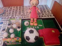 Cumpleaños futbolero