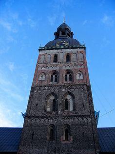 Riga, Latvia by Around the World in 480 Days, via Flickr