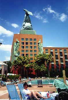 The Dolphin Hotel, Orlando, Florida