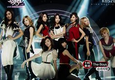 snsd the boys outfit -