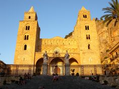 The Cathedral of #Cefalù - #Sicily