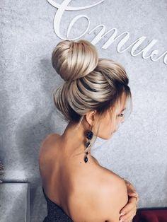 Pin by Tunsori Femei 2019 on Idei de coafuri elegante pentru par lung care se poarta indiferent de sezon in 2019 Bridal Hair And Makeup, Hair Makeup, Bride Hairstyles, Cool Hairstyles, Birthday Hair, Wedding Hair Down, Pinterest Hair, Beach Hair, Prom Hair