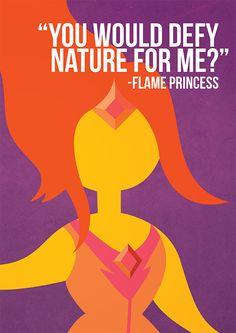 Llama Princess - Adventure Time por beccyboo-412
