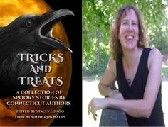 My interview with Stacey Longo, fellow contributor to the TRICKS AND TREATS anthology.