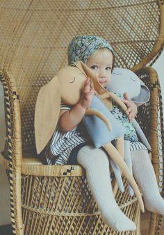 Design Your Own Cotton & Linen Bunny   CottonFoxShop on Etsy